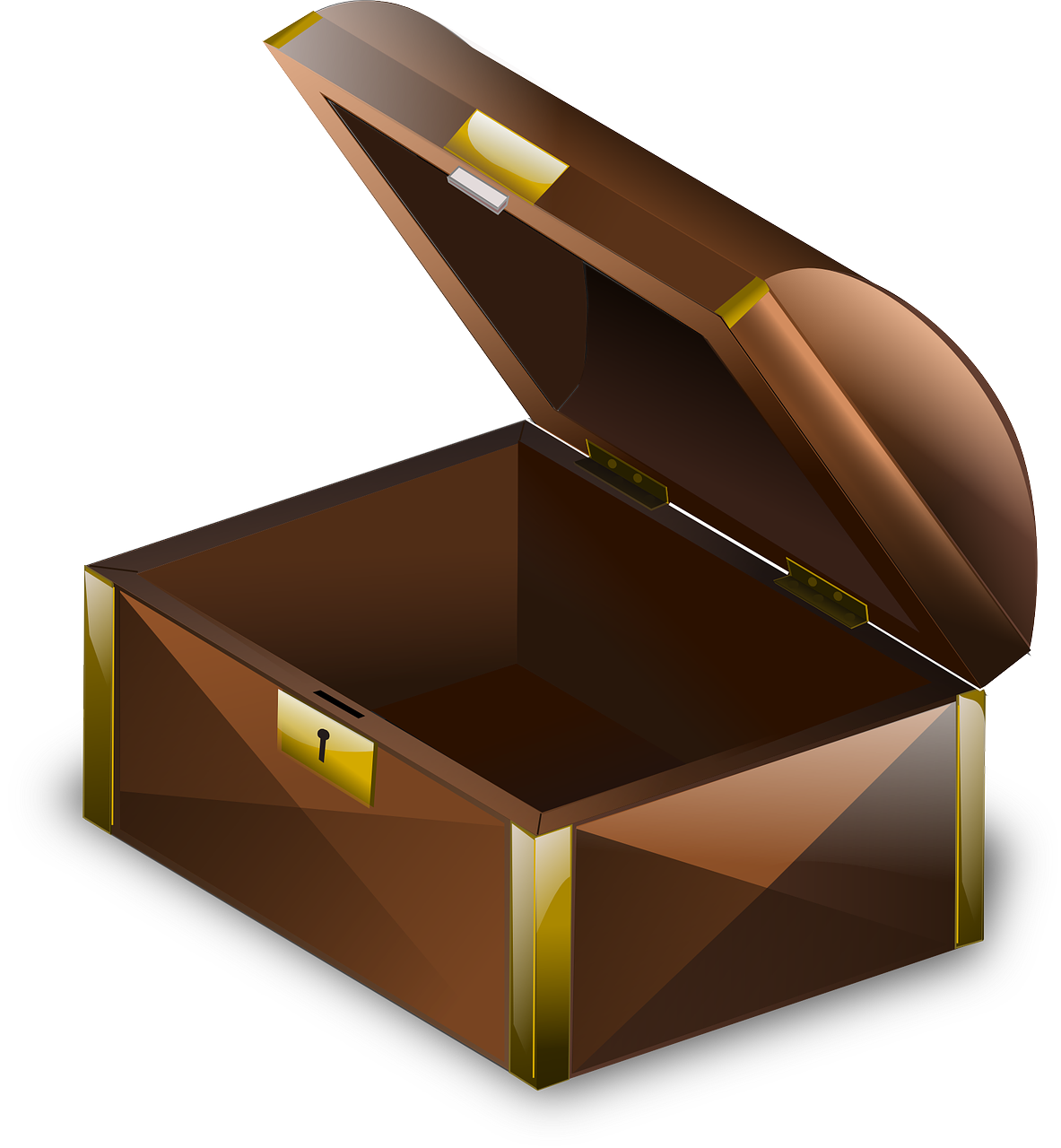 boîte à bijoux en bois